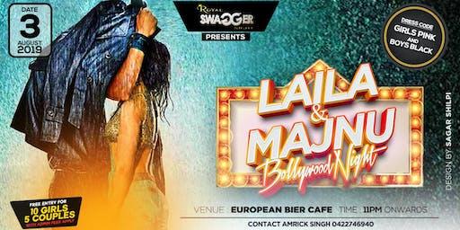 LaiLa & MaJnu Bollywood Night