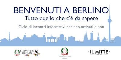 Benvenuti a Berlino - Ciclo di Incontri Informativi - Il sistema scolastico di Berlino - Informazioni per genitori e insegnanti