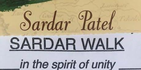 Sardar Walk tickets