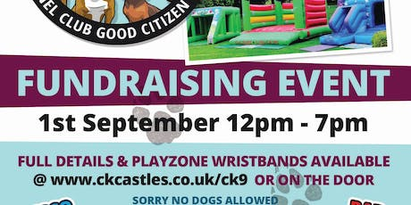 CK9 Rehoming Centre - Fundraising Event tickets