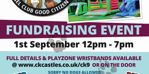 CK9 Rehoming Centre - Fundraising Event
