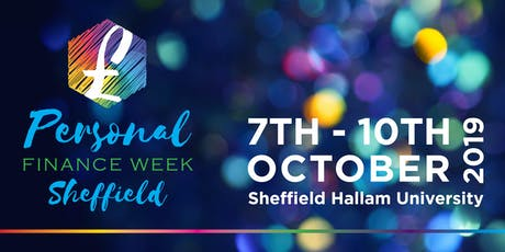 Personal Finance Week - Sheffield tickets