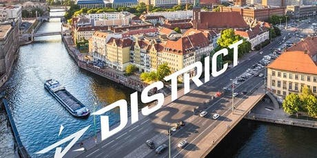 District Berlin Community Meetup #4 Tickets