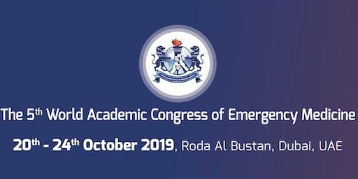 5th World Academic Congress of Emergency Medicine (WACEM)