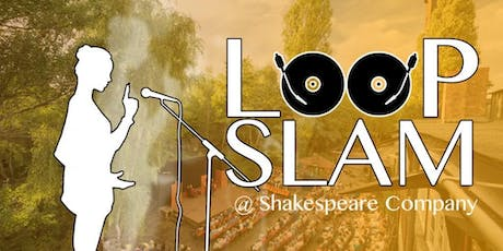 Loop Slam | Poetry Slam + Beats Tickets
