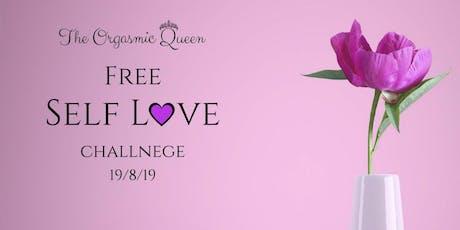 Self Love Challenge tickets