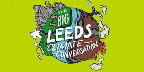 The Big Leeds Climate Conversation @ Mini Breeze Garforth tickets