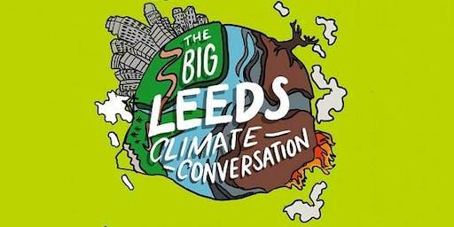 The Big Leeds Climate Conversation @ Bramley Festival
