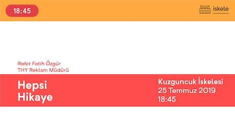 18:45 Konuşmaları tickets