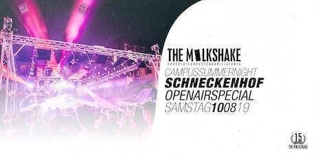 THE MILKSHAKE Campus-Summernight Finale Tickets