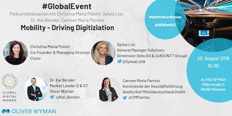 #GlobalEvent @Oliver Wyman in München tickets