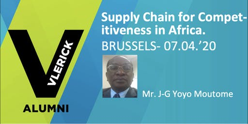 Supply Chain as lever for Competitiveness in Africa. The case study of Cameroon.