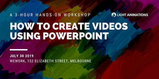 How to create videos using PowerPoint