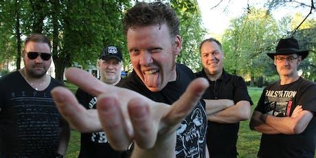 Normal Tribute Band Hakviolen Tickets