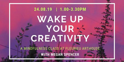Waking Up Your Creativity