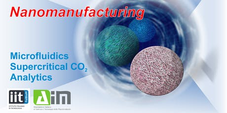 Nanomanufacturing biglietti