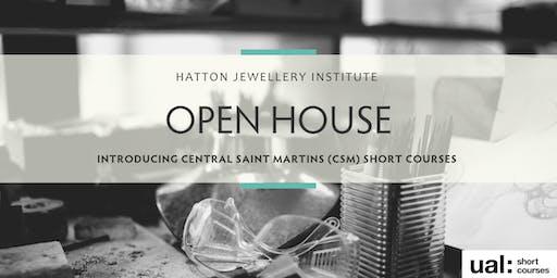 Open House: Central Saint Martins (CSM) Short Courses in Hong Kong