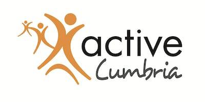 Active Cumbria Stakeholder Event - #CumbriaisDiverse