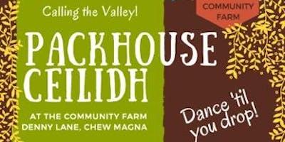 Valley Arts Packhouse Ceilidh - Dance 'til you drop!