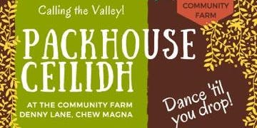 Valley Arts Packhouse Ceilidh - Dance 'til you drop!