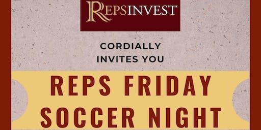 REPS SOCCER NIGHT!