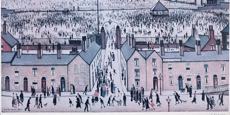 L.S Lowry Exhibition at Whitewall Galleries Bluewater tickets