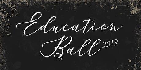 Education Ball 2019 tickets