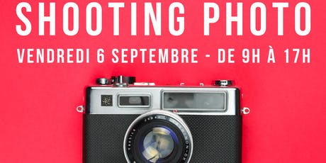 Séance Shooting photo pro ou perso billets