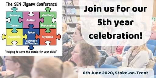 The 5th SEN Jigsaw Conference 2020