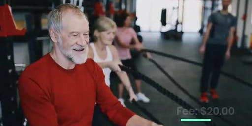 Gentle Exercise Classes for 65+