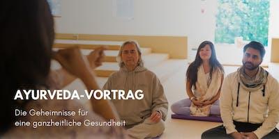 Die Geheimnisse für eine ganzheitliche Gesundheit (Frankfurt)
