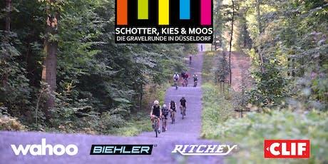 Schotter, Kies & Moos 2019 Tickets