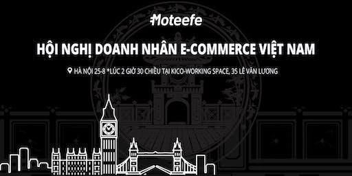 Hội nghị doanh nhân E-Commerce Việt Nam (HN)