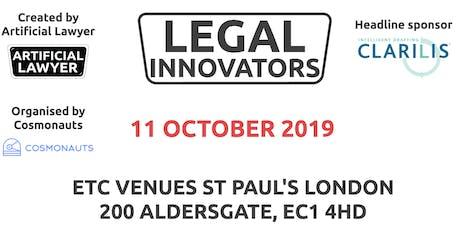 Legal Innovators tickets