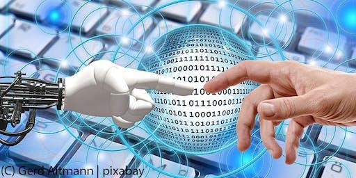 """""""Digitalisierung erleben"""" – Roboter, VR, 3D-Technologie & Co. zum Anfassen"""