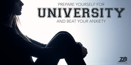 Beat University Anxiety with NLP tickets
