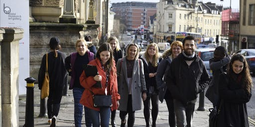 University of Bristol Postgraduate Open Day Campus Tour 2019