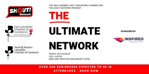 THE ULTIMATE NETWORK - Summer BBQ!