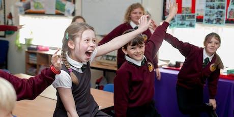 Back-2-School Teacher Training Altrincham tickets