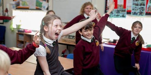 Back-2-School Teacher Training Altrincham