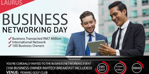 GOLF CLUB BUSINESS NETWORKING
