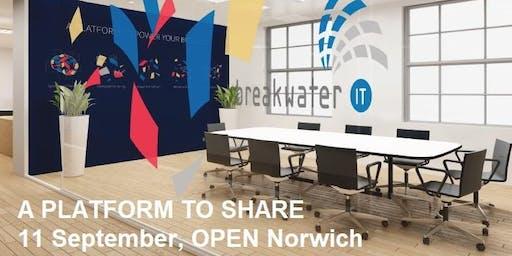 Breakwater IT Platform to Share