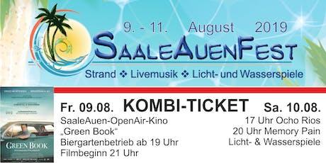 SaaleAuenFest 2019 - Kombi-Ticket Freitag + Samstag Tickets