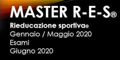 MASTER R-E-S®  Rieducazione sportiva®