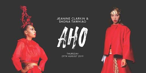 AKO Zone talk and workshopping with Jeanine Clarkin