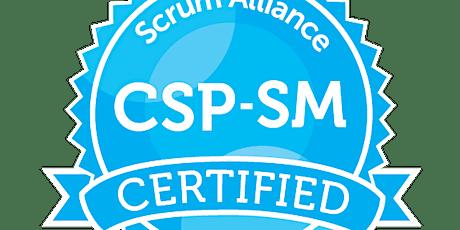 20192020 Reservation purpose only - Certified Scrum Professional - ScrumMaster (CSP-SM) tickets