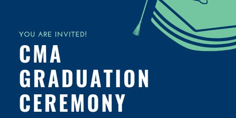 CMA Graduation Ceremony  tickets