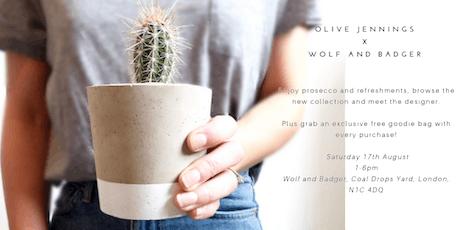 Meet The Maker: Olive Jennings tickets