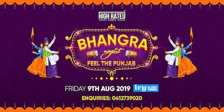 "BHANGRA NIGHT - ""FEEL THE PUNJAB"" at IVY, Sydney tickets"