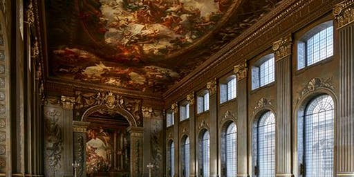 RIBA London Great British Buildings Tour: The Painted Hall